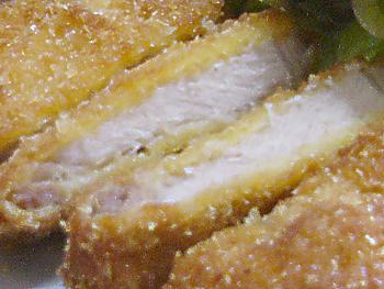 鹿児島舞桜豚のトンカツ